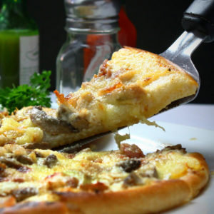 vege-pizza